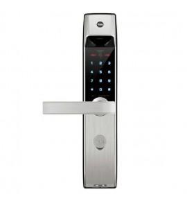 YDM 4115 - 耶魯 Yale 智能電子門鎖 (指紋鎖/密碼/鑰匙)